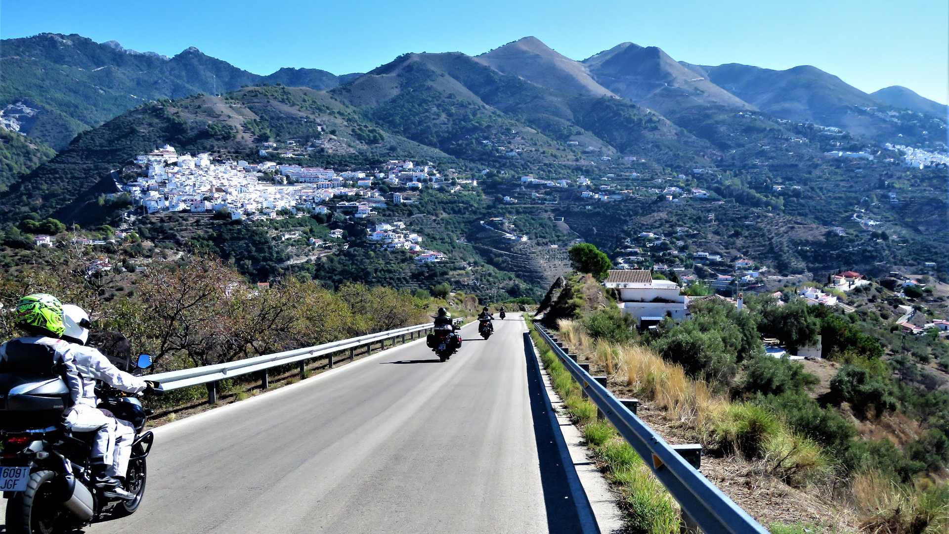 Road Leader Málaga